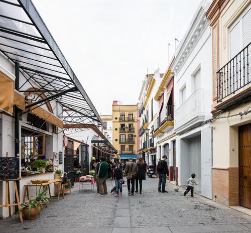 Sol89. María González - Juanjo López de La Cruz — Casa en el Mercado
