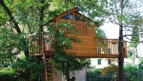 Enrica pinna la casa sull 39 albero ordine degli for Planimetrie della casa sull albero
