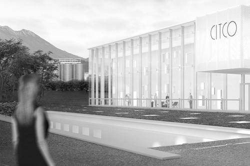 Ardielli associati stone industry divisare by for Citco headquarters