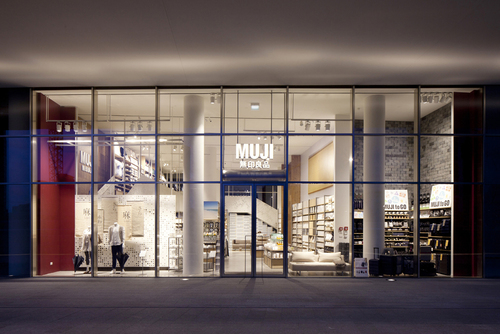 roberto murgia, aliverti samsa architetti — muji shop milano