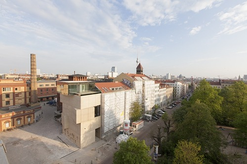 SPEECH Tchoban & Kuznetsov — Museum for Architectural Drawing