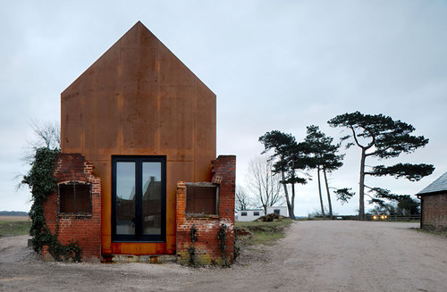 Haworth Tompkins Architects — The Dovecote Studio