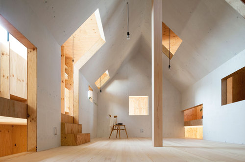 mA-style architects — Ant House