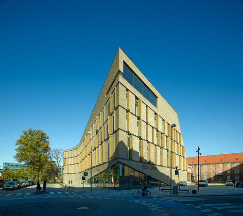 3XN — Frederiksberg Courthouse