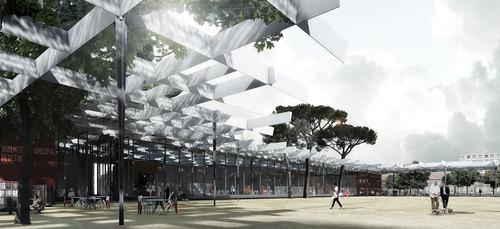 EMBAIXADA Arquitectura — Sétubal Public Library