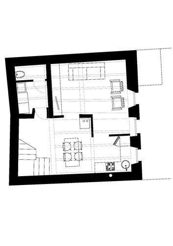 Donatella Basilio — ristrutturazione casa in collina 2