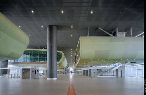 Arlotti, Beccu, Desideri, Raimondo, ABDR Architetti Associati — Stazione Tiburtina Roma