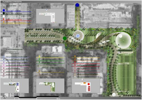 Progetto Illuminazione Parco ~ Ispirazione di Design Interni