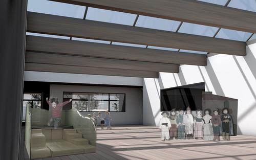 STUDIO EM+, STUDIO COCOZZA, AG&P - Architettura dei Giardini e del Paesaggio — Scuola materna a Dolzago