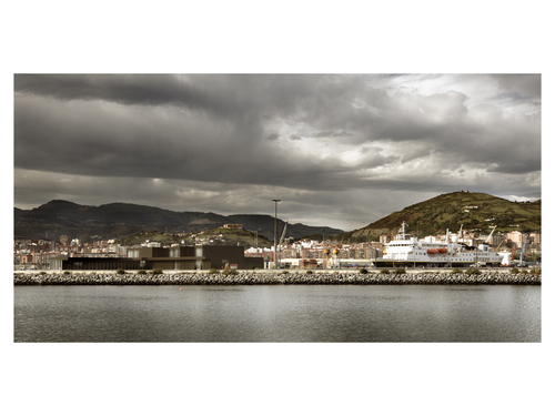 [baragaño] — Cruise ship Terminal in Bilbao