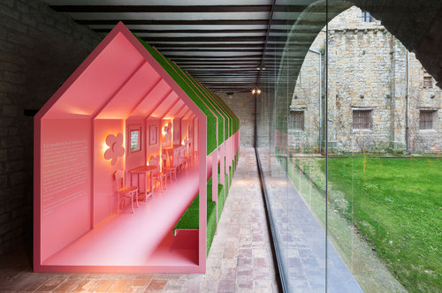 Vaíllo + Irigaray Architects — OCCIDENS Museum