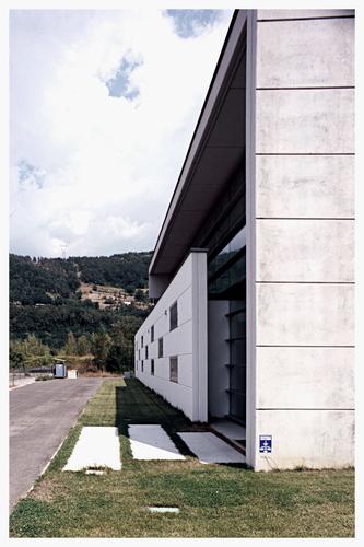 Lucio Serpagli — sede CSM - Motori