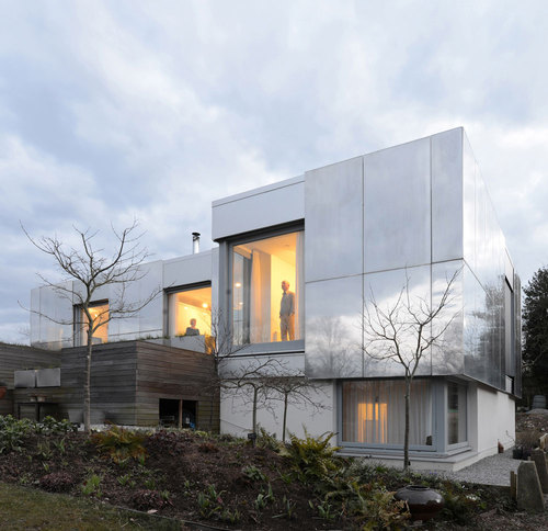 Paul Archer Design — Green Orchard
