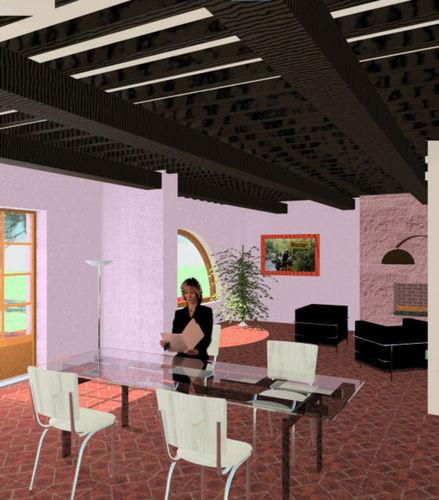 Valentina vettori architetto ristrutturazione e for Architetto arredamento interni