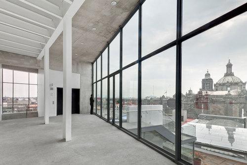 arquitectura 911sc, Jsª Arquitectos — Centro Cultural De España
