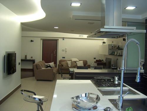 Ingresso soggiorno cucina ambiente unico simple ingresso soggiorno cucina ambiente unico - Ingresso soggiorno cucina ambiente unico ...