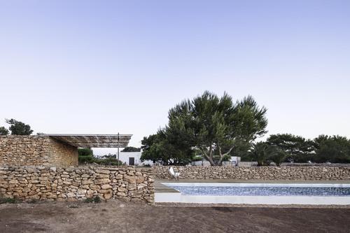 Marià Castelló Martínez — Pool & outdoor lounge