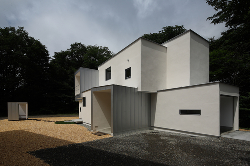Keikichi Yamauchi architect and associates — FRAME
