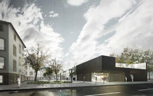 Kresings, Rmp Stephan Lenzen Landschaftsarchitekten — Theaterlabor