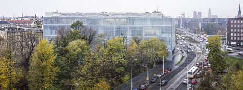 PAG Pracownia Architektury Głowacki — Academy of Fine Arts