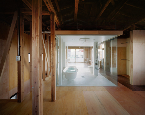 Schemata Architects — House in Okusawa