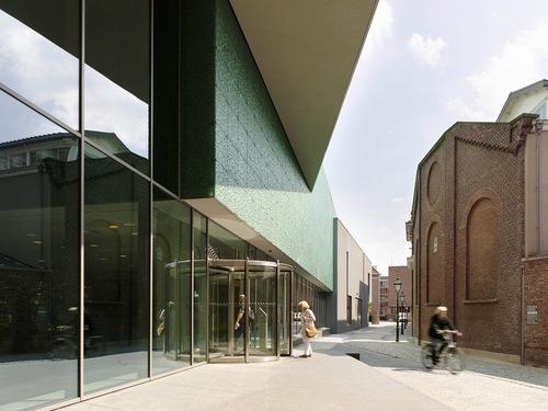 Bierman Henket architecten — Museumkwartier 's-Hertogenbosch
