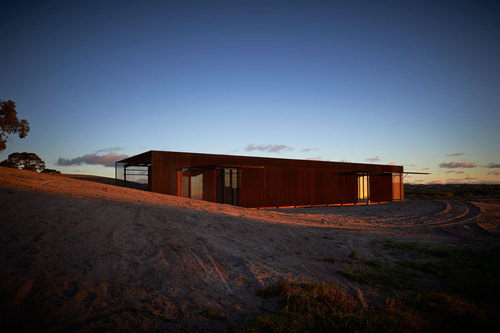Sean Godsell Architects — Tanderra House