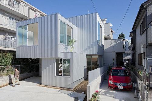Tetsuo Kondo Architects — House in Chayagasaka