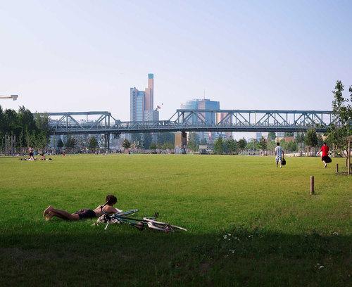 Atelier Loidl Landscapearchitects — Park am Gleisdreieck - Westpark