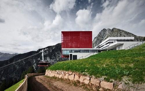 Roland Baldi — Funivia Ivigna - stazione a monte