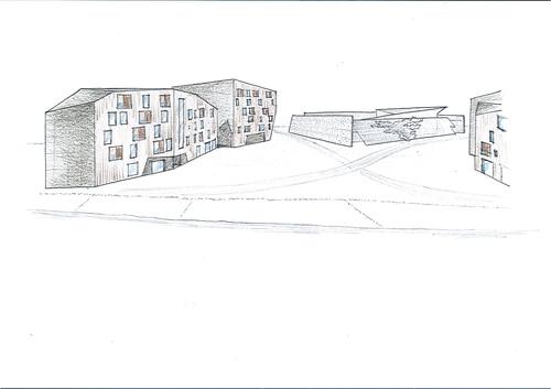 marco cortinovis, Federico Berti — Riuso Mazzoleni - Concorso di progettazione