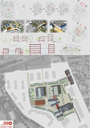 Renzo Fognini, Ilaria Quirico, Silvia Rota — Riconversione del sito industriale della Mazzoleni di via Marconi. Seriate