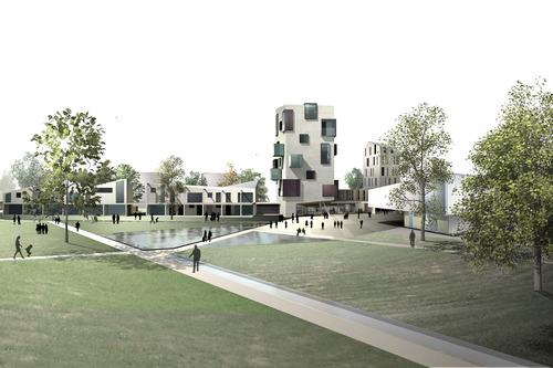 ESPRIT Architettura Architetti Associati, 6ab Architects & Co., + Lara Mazzoleni — RIUSO MAZZOLENI - Concorso di progettazione