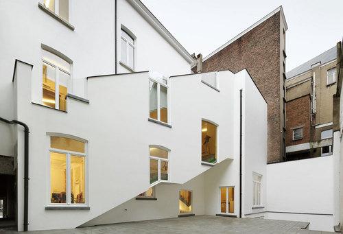 architecten de vylder vinck taillieu — Twiggy