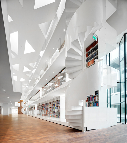 Claus en Kaan Architecten — Educational Center Erasmus University Medical Center