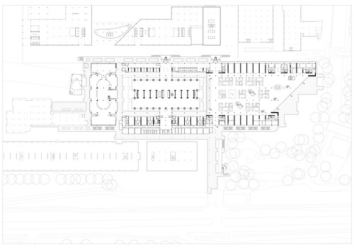 Claus en Kaan Architecten — Education Center Erasmus University Medical Center