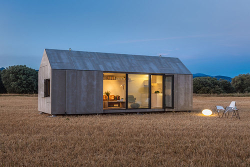 ÁBATON Architects — Portable Home ÁPH80