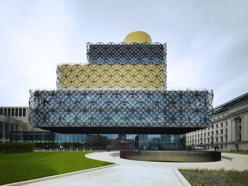 Mecanoo  — Library of Birmingham
