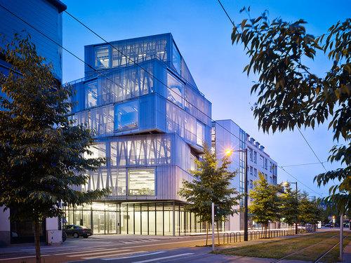 MARC MIMRAM — École Nationale Supérieure d'Architecture de Strasbourg