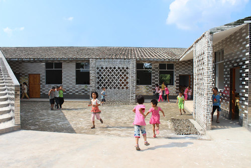 Rural Urban Framework — Mulan Primary School