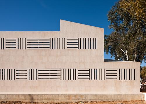 CHS arquitectos — Centro de Salud en Cartaya, Huelva