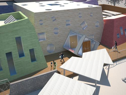 studio aCd architetti — Progetto partecipante