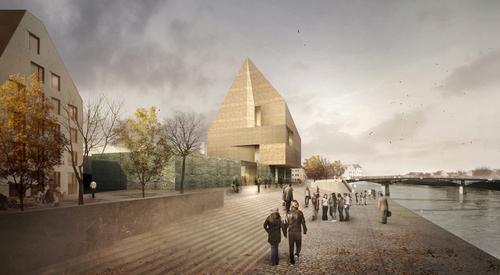 mdu Architetti, F&M Ingegneria.com — Nuovo Museo di Storia della Baviera a Regensburg
