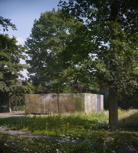 MCKNHM Architects — CMYK House
