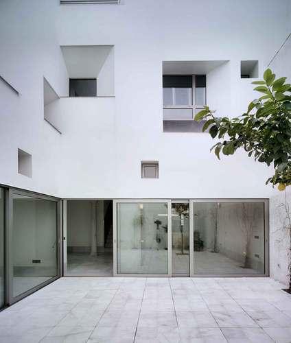 SV60 arquitectos — CASA MALPARTIDA