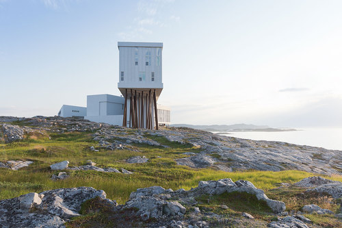 Tongtong, Saunders Architecture — Fogo Island Inn