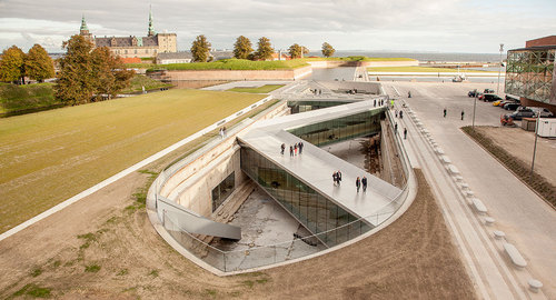 BIG - Bjarke Ingels Group — The Danish Maritime Museum