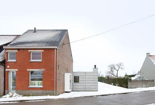 architecten de vylder vinck taillieu — House H