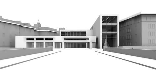Lorenzo marchi museo della casa e del design divisare for Layout della casa del fienile