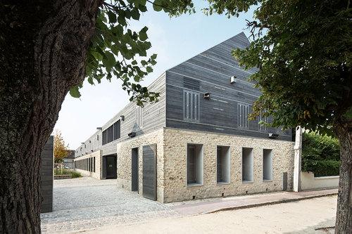 Joly&Loiret — Maison du Parc Naturel Regional du Gatinais Français
